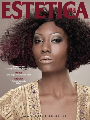 Estetica Afro Cover
