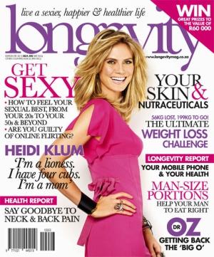 Longevity Beauty Cover
