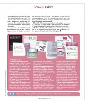 Longevity Beauty Press pg 2