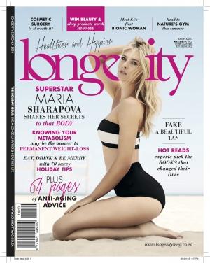 Longevity Sharapova Cover