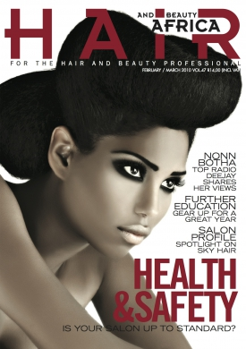 Hair Beauty Africa Cover
