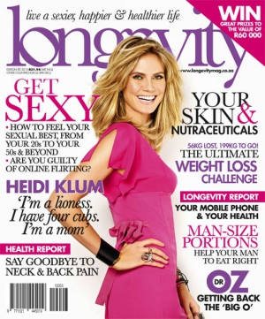 Longevity Beauty Cover