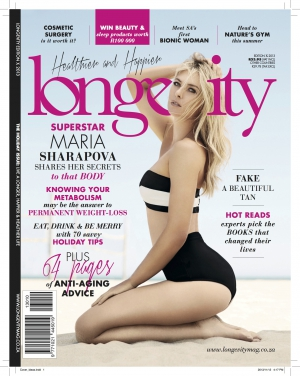 Longevity Sharapova Cover