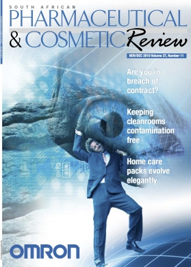 Pharm and Cosmetic Review Cover