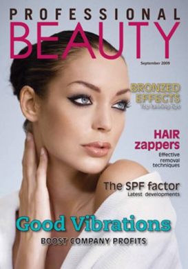 Professional Beauty Cover