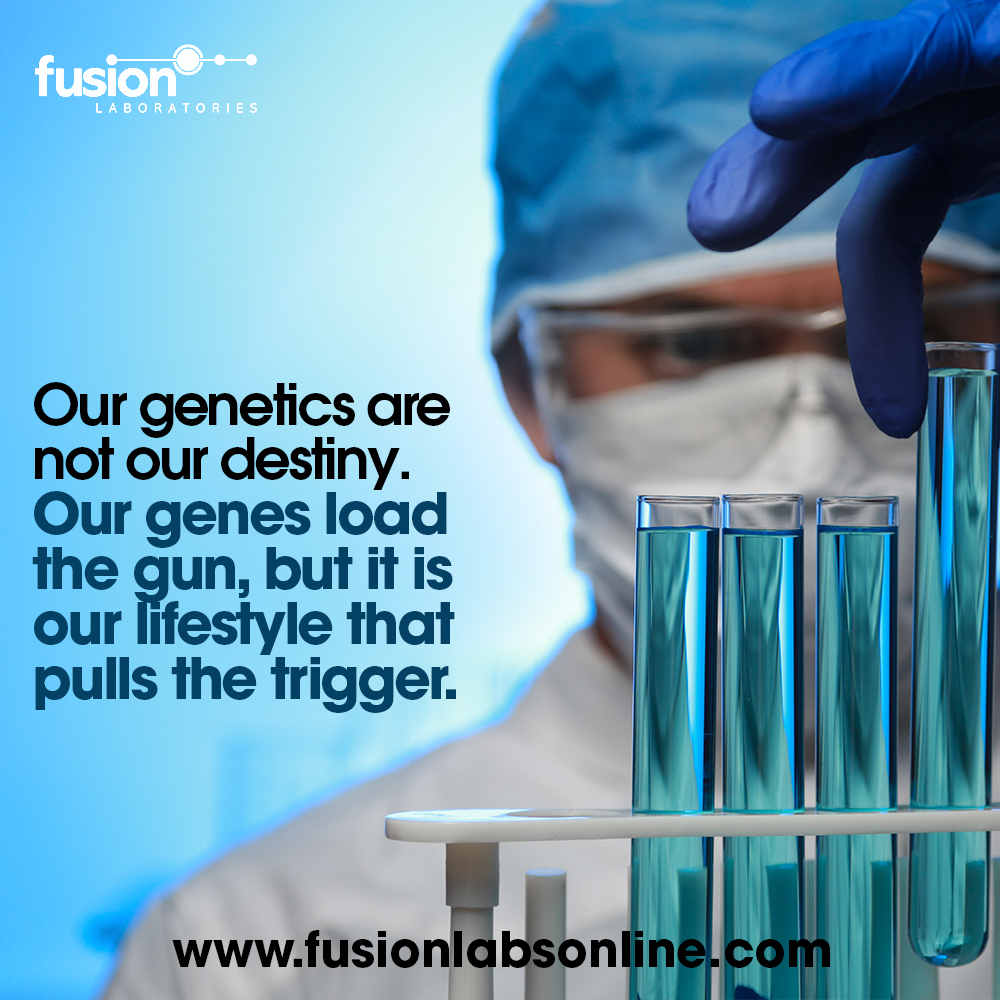 Fusion Laboratories Genetics