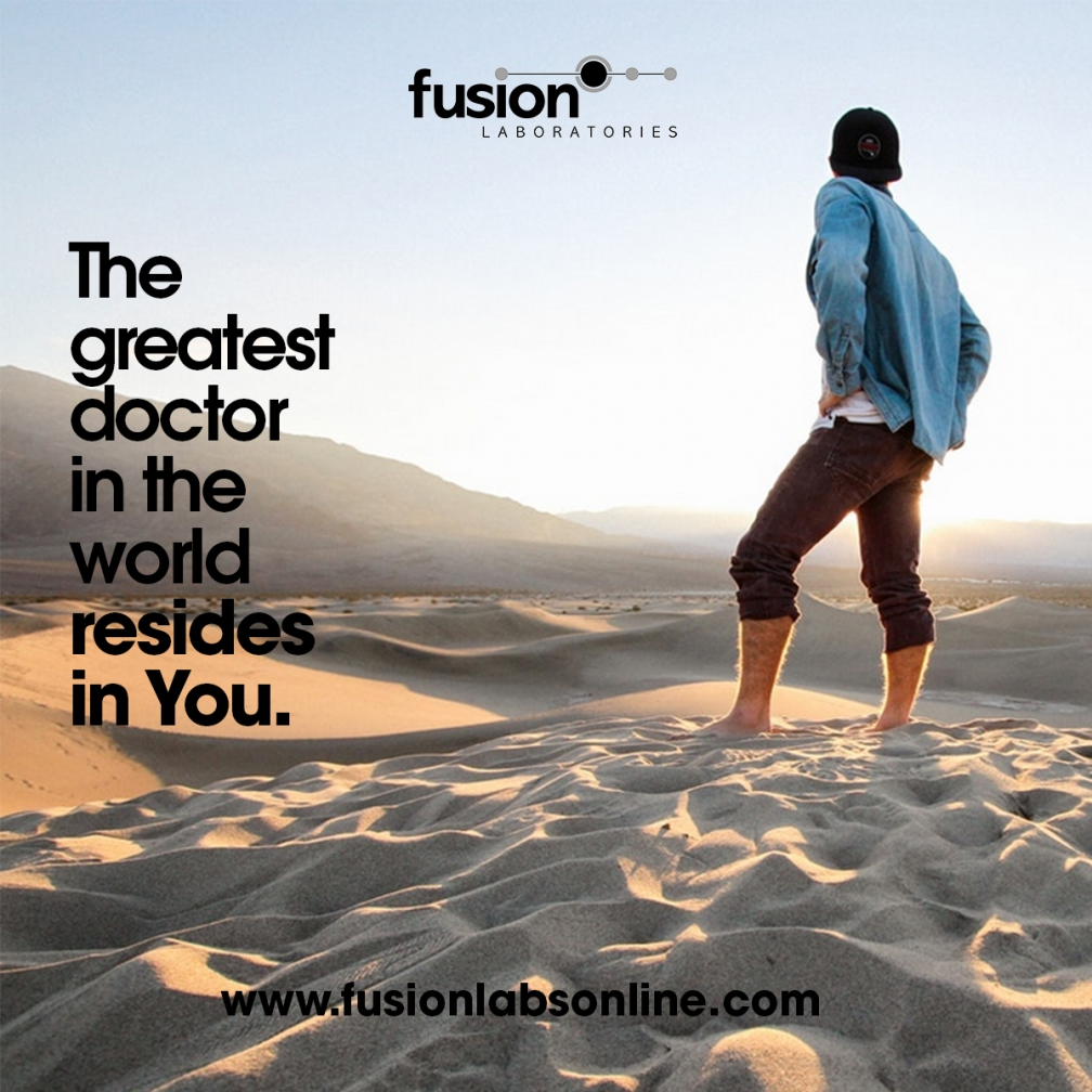 Fusion Labs Enthusiam Power within